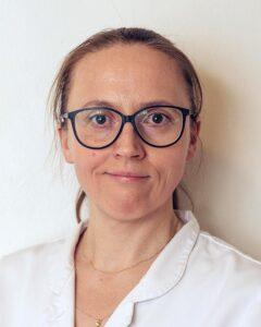 Akupunktör och massageterapeut Anneli Flaur.