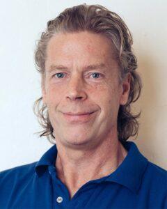 Akupunktör och massageterapeut Peter Sjölund.